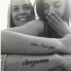 Someone's mother is a tattoo lover and the daughter love the tattoos as well. There is a kind of tattoo that caters to both mother and daughter. It's called the mother-daughter tattoo. Today we are going to show you some pretty mother-daughter tattoo designs. Comparing to the sweet couple, the mother-daughter tattoo will be touching.[Read the Rest]