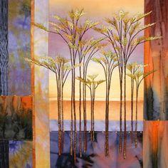 Art Quilt by Susan Szajer