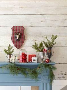 Vignette: Christmas Decorations