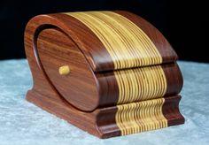 Bandsaw Box - Chicago