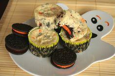 #halloween #oreo #cheesecakes #baking