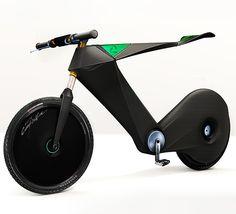 Hydro Bike by Imran Othman