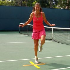 Best Agility Drill for Quick Feet: Four Square Drill