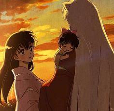 Inuyasha Fan Art, Inuyasha Love, Miroku, Kirara, Inuyasha And Sesshomaru, Arte Sailor Moon, Drawn Art, Fanart, Anime Life