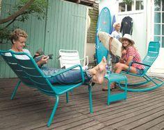 Salon de jardin : 40 nouveaut