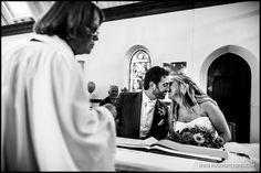 Vicky and Eddie, married -