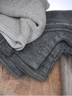 COTTON  - Luna blanket