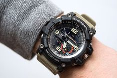 Casio G-Shock GG-1000-1A5 Mudmaster Watch Review