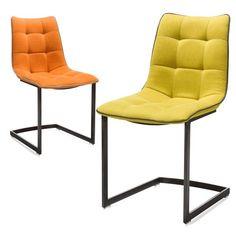Soldes hiver 2015 : une chaise colorée H&H soldée à -23% - Soldes maison et déco : notre repérage des bonnes affaires - CôtéMaison.fr
