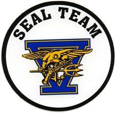 SEAL Team 5 insignia