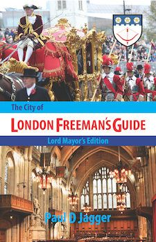 The City of London Freeman's Guide: Lord Mayor's Edition in hardback from cityandlivery.etsy.com