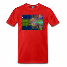 Double Croco Chroma - T-shirt Premium Homme Crocodile, T Shirt, Mens Tops, Fashion, Color Print, Heather Grey, Fashion Styles, Supreme T Shirt, Moda