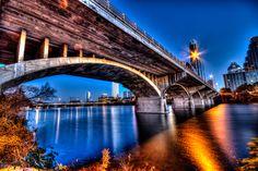 Congress Street Bridge...if this is Congress' bridge, can we throw them all off it?