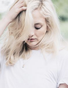 """""""Emily Kinney photographed by Lindsey Byrnes"""" Emmy Kinney, The Walking Death, Walking Dead, The Parting Glass, Blonde Twins, Beth Greene, Blonde Women, Victoria Justice, Famous Women"""