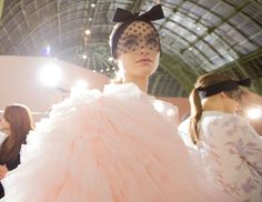 Giambattista Valli Haute Couture - Photographed by Kevin Tachman