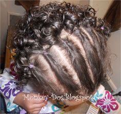 Marvelous 1000 Images About Baby Hairdos On Pinterest Toddler Curly Hair Hairstyle Inspiration Daily Dogsangcom