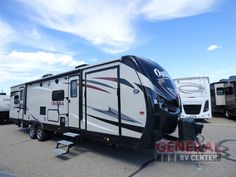New 2017 Keystone RV Outback 324CG Toy Hauler Travel Trailer at General RV | Mt Clemens, MI | #139134