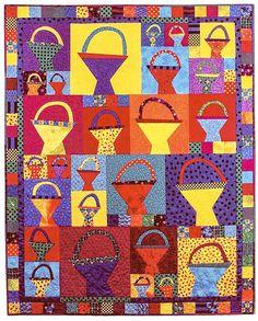 Stargazey Quilts BASKETZ #1