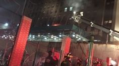 Evacuadas más de 500 personas en Japón por el incendio en una refinería