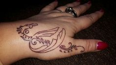 tattoo linker hand