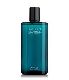 #Davidoff Cool Water (1988). Ein belebender Duft mit Minze, Lavendel und Sandelholz.