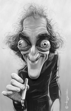 Marty Feldman, actor,..FOLLOW THIS BOARD FOR GREAT CARICATURES OR ANY OF OUR OTHER CARICATURE BOARDS. WE HAVE A FEW SEPERATED BY THINGS LIKE ACTORS, MUSICIANS, POLITICS. SPORTS AND MORE...CHECK 'EM OUT!!