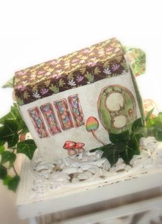 Fairy House with Interchangeable Scenes FrivolTees by FrivolTees, $25.00
