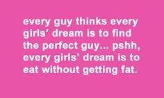 girls' dream