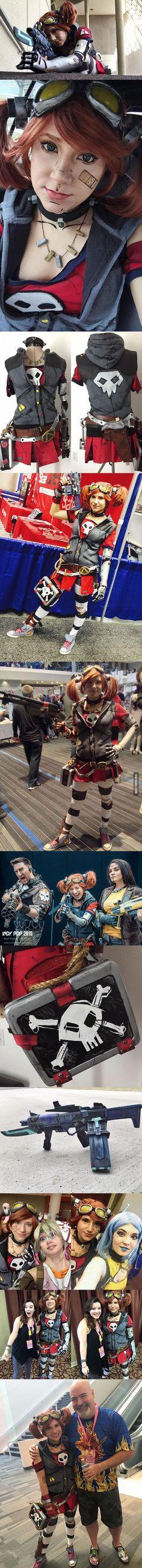 Borderlands 2 cosplay - Gaige