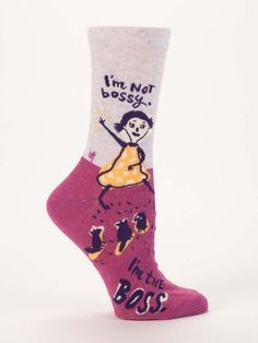 Crew Socks Sizing: Sock size 9-11 will fit a women's shoe size 6-10