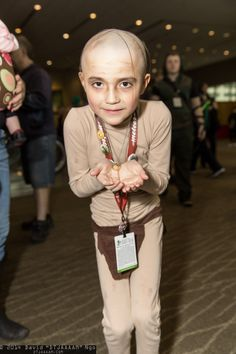 Gollum #ECC2014  sc 1 st  Pinterest & Gollum Wizard World Portland 2013 - Sunday - David