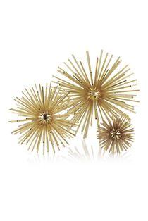 Kaleidoscopes. Xk #kellywearstler #kaleidoscope #gold #handcrafted #bronze #decorativehome #art #sculpture