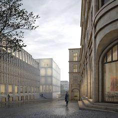 Staab Architekten. historische mitte . Cologne  (1)