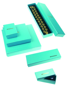 Self Coloured Jewellery Packaging