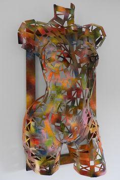 Fantasy Wire, Arte Peculiar, Mannequin Art, Steel Art, Copper Art, Metal Furniture, Acrylic Art, Bronze Sculpture, Jean Paul Gaultier