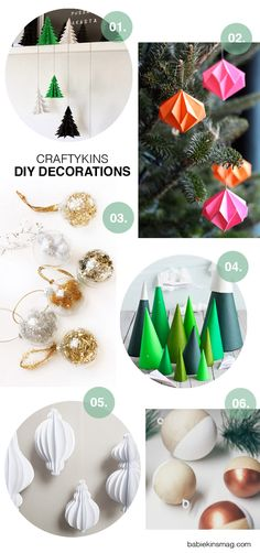 Babiekins Magazine | Craftykins // DIY Decorations