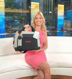 Join us tomorrow 7/15 at 9:50am ET for Fox & Friends and Polar Bear Coolers Tailgating segment with Kurt the Cyberguy.  Ainsley said she loves her Polar Bear Cooler with her name embroidered on it in PINK!  Get your name on YOUR very own Polar Bear Cooler. It's all available now, at PolarBearCoolers.com. A BIG special thank you to Kurt, Ainsley, and the rest of our friends at Fox.  Have a great weekend everybody!!