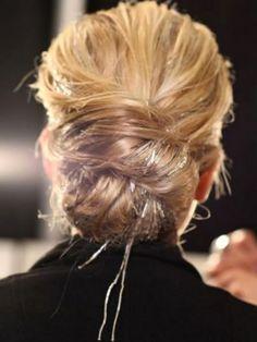 hair art...