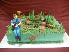 swamp people cake - Google Search