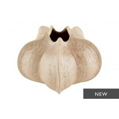 Organic Mallow Vase