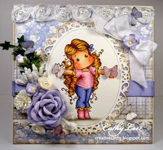 Magnolia Licious Stamps | New card using Magnolia Stamps from Magnolia-licious http ...