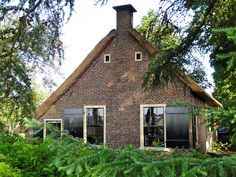 Frederiksoord, M.E. van der Meulenweg 5 , Koloniewoning van de Maatschappij van Weldadigheid (Regelshoek) bouwjaar ca 1820