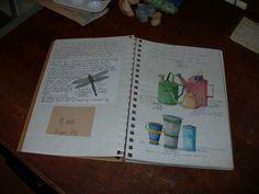 Garden Art Journal
