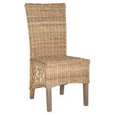 Captiva Rattan Side Chair (Set of 2)