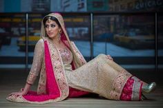 Latest Wedding Wear Fancy Dresses Collection for Girls 2013 (7)