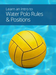 In this lesson learn the basics of water polo - the positions the rules and bad habits to avoid while playing the game. Water Polo Rules, Usa Water Polo, Girls Water Polo, Water Polo Players, Swim Mom, Sports Mom, Sports Pictures, Water Sports, Swimming