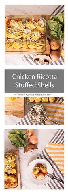 Chicken Ricotta Stuf