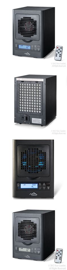 Air Purifiers 43510: New Comfort 6 Stage Uv Hepa Ozone Generator Air Purifier With Remote And Warrant -> BUY IT NOW ONLY: $161 on eBay!