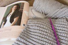 Free+Crochet+Pattern+Shrug+Bolero   Easy Crochet Shrug Pattern   All For Crochet