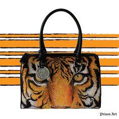 #PrisonArt #tigre #tattoo